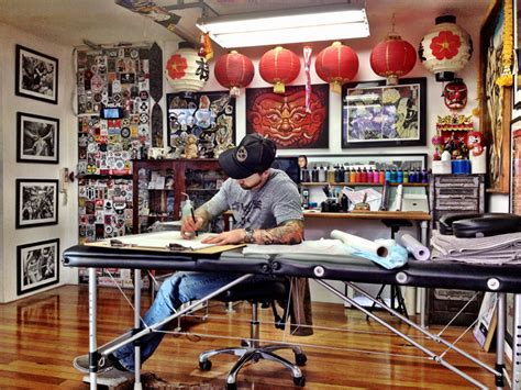 tattoo studio life rhys gordon