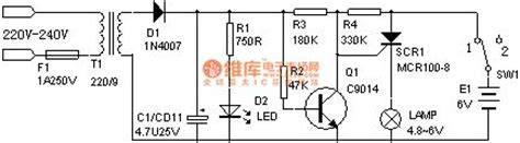 Rechargeable Led L Circuit Diagram by Rechargeable Flashlight Circuit 1 5 Led And Light