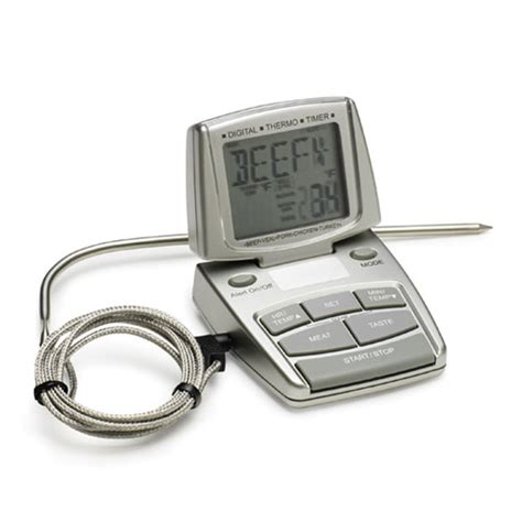 Backyard Grill Digital Thermometer by Bradley Digital Thermometer Walmart