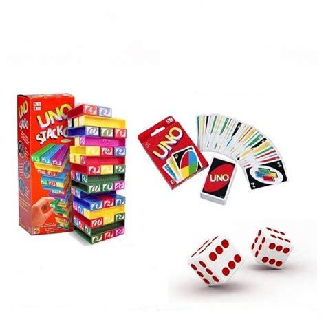 Promo Uno Card Kartu Uno Mainan Edukasi Edukatif Anak Dewas jual paketan uno stacko kartu uno di lapak zabania jualmainanmurah