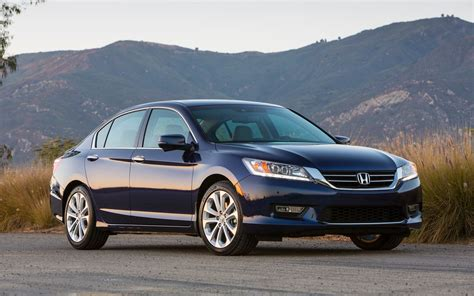 honda accord all new 2013 honda accord sedan first official pictures