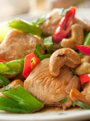 Todays Special Stir Fried Peking With Peppers And Green Beans by Stir Fried Chicken With Cashews And Peppers Today S