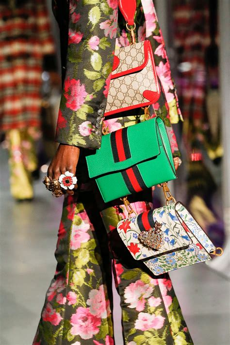 The Best Prada 3in1 Seprem gucci fall winter 2017 runway bag collection spotted fashion