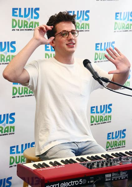charlie puth z100 interview charlie puth photos photos charlie puth visits the