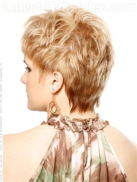 short haircuts women over 50 back of head 23 best images about hair styles on pinterest