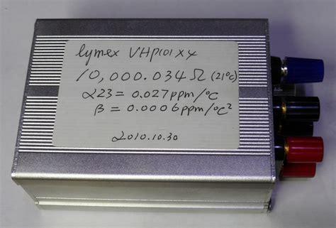 what are standard resistors made of teardown standard resistors page 2