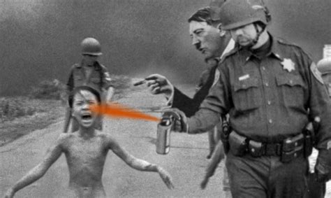 John Pike Meme - image 205797 casually pepper spray everything cop