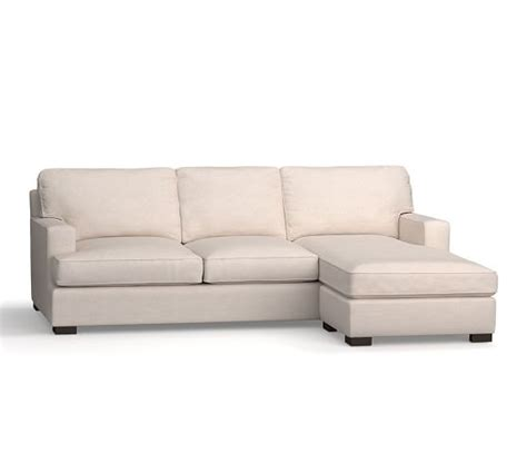 square arm sofa townsend upholstered square arm sofa with reversible