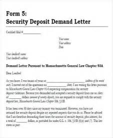 Demand Letter Massachusetts Free Demand Letters