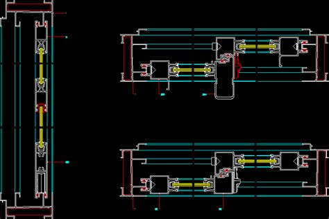 window section detail dwg free download cad block new autocad block has been
