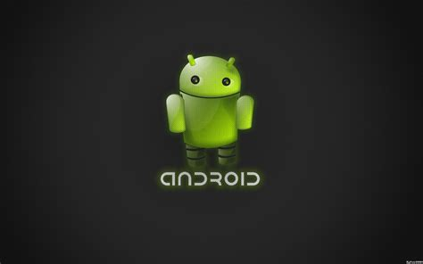 wallpaper hd android 1280x720 安卓系统娃娃图片素材 背景图片素材 网页教学基地