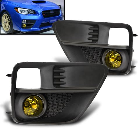 Yellow Fog Ls by Subaru Yellow Fog Lights 28 Images Headlightarmor