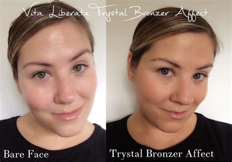 best face tanning l reviews vita liberata trystal review self tanning bronzer