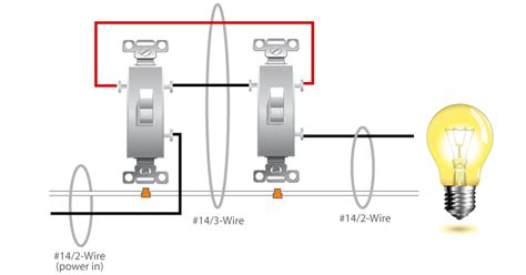 3 way switch wiring diagram electrical
