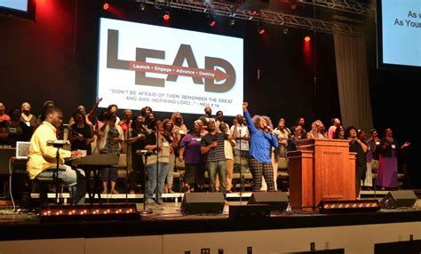 leadership in the black church guidance in the midst of changing demographics books 800 attend black church leadership conference at ridgecrest