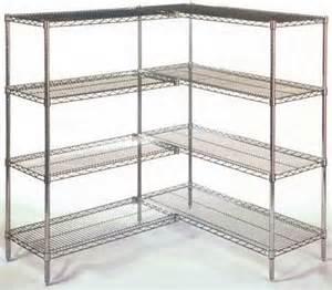 wire modular shelving zinc plated wire shelves starter unit modular