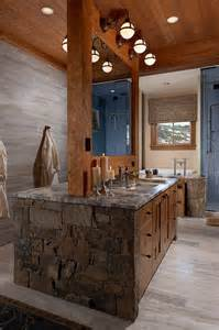 Rustic Modern Vanity Lighting Modern Rustic Bathroom Bathroom Vanity Lighting By Aldo Bernardi Usa By Ollier Distributors Inc