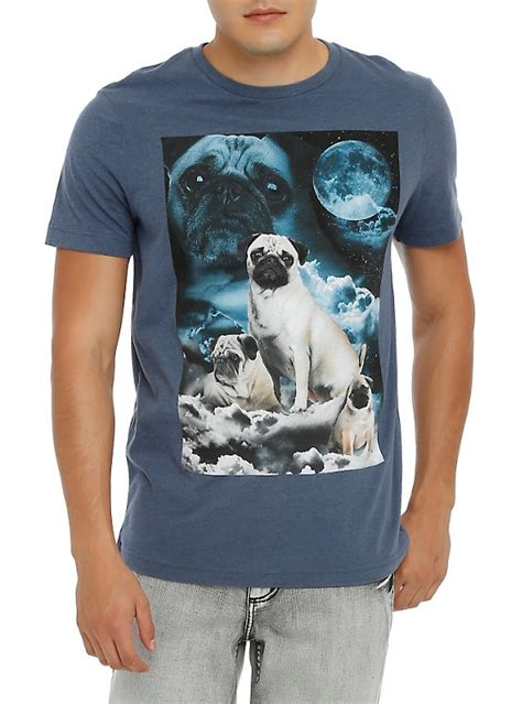 with pug shirt pug family portrait t shirt topic