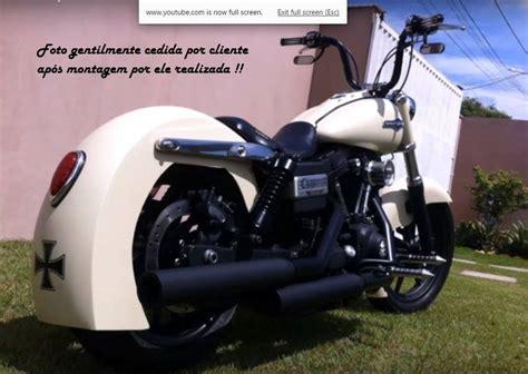 Harley Davidson Sportster 883 Tahun 2007 Np paralama longo para moto custom chopper bobber triciclo r 1 000 00 em mercado livre