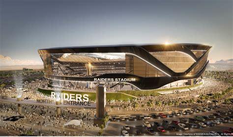 Oakland Raiders going to Las Vegas, will build new $1.15b stadium Archpaper.com