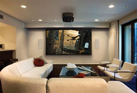 Home Theater Designs By Top Interior Designers Fds