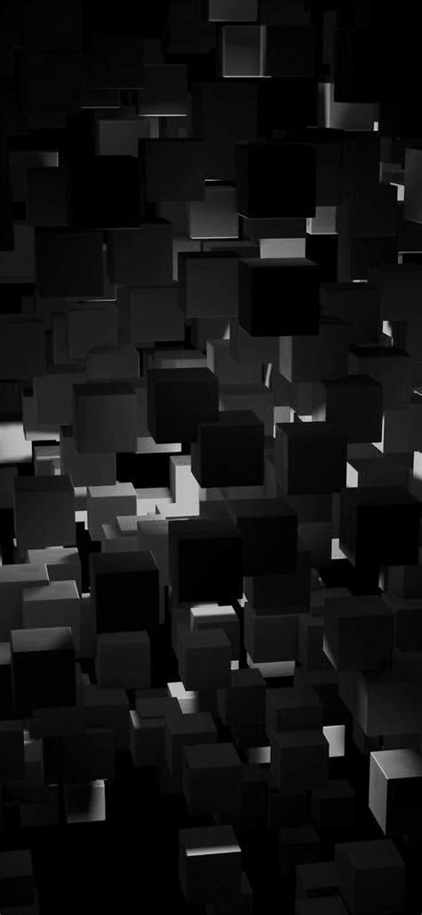 iphonexpaperscom apple iphone wallpaper vn cube black