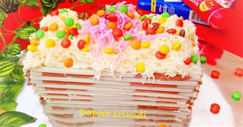 Tepung Premix Banana Cake pocky 24 resep cookpad