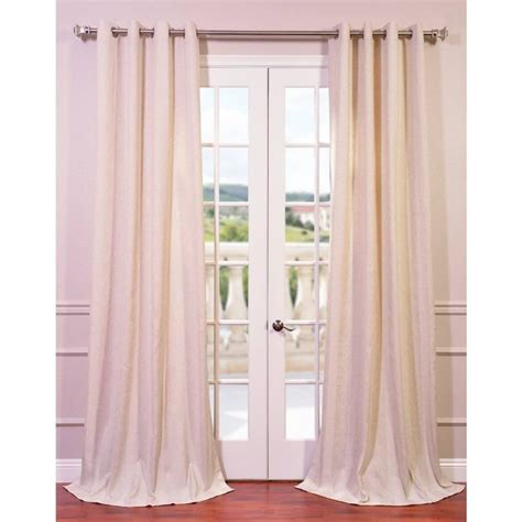 natural linen window treatments and linen fabric on pinterest exclusive fabrics and furnishings lanai natural grommet