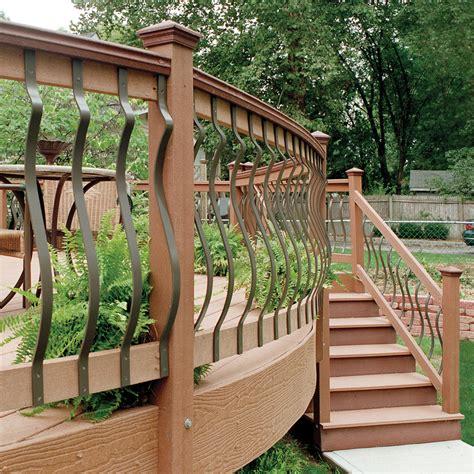 wood decking wood decking balusters