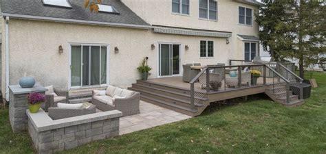 Patios And Decks Pictures - deck patio combination stump s quality decks porches