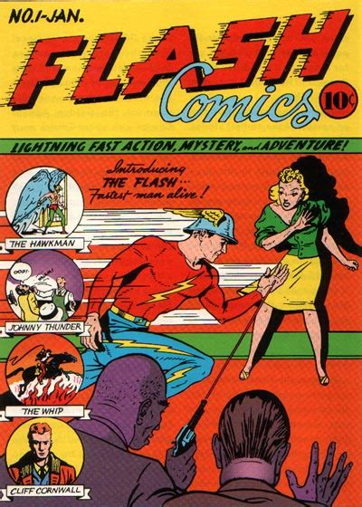the flash dc friends golden book books flash comics vol 1 dc comics database