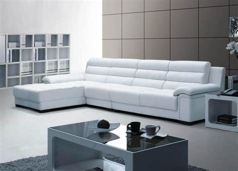 white modern sofa set the white modern sofa