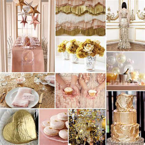 theme rose gold cake creative co february 2011