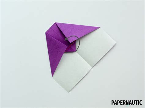 Steps On A Paper Airplane - the gnat paper airplane design papernautic