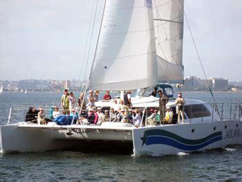 aolani catamaran san diego aolani catamaran sailing yacht charter san diego bay