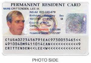 green card through business i 551 permanent resident card messing offices p l c