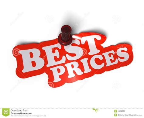 best prices on best prices stock photo image 16352660