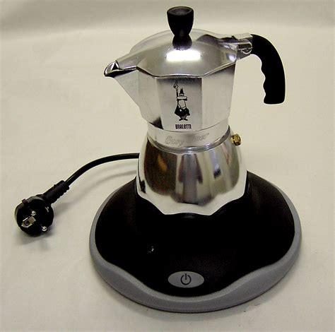 Elektrischer Espressokocher für 3 Tassen   BERLINER KAFFEEKONTOR   Online Shop   Ladengeschäft