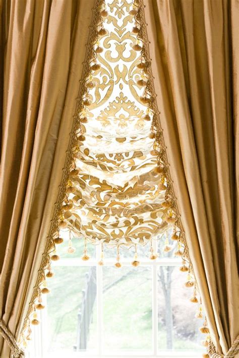 gold curtains bedroom 187 best window treatments images on pinterest