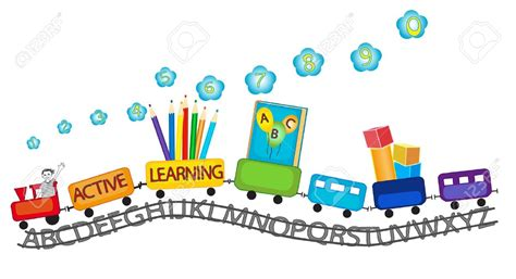 learning clip clipart of and learning