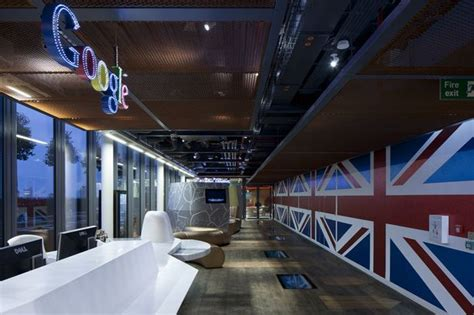 google office interior google s luxury london hq is quintessentially british