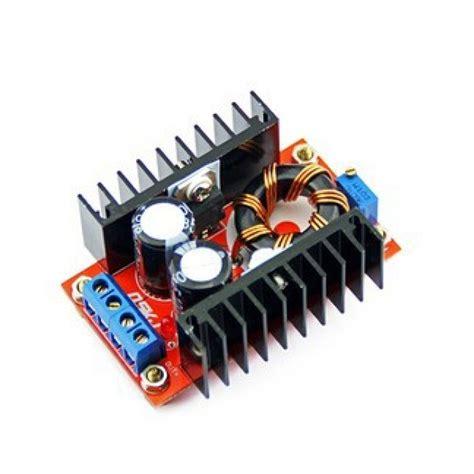 len 24v dc dc adjustable boost converter step up power module 150w 6a