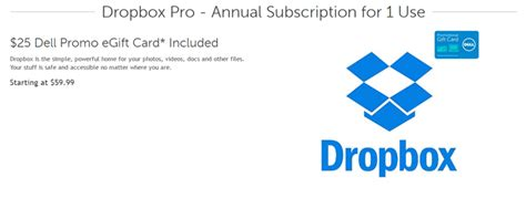 dropbox discount deal alert buy a 1tb dropbox pro subscription at 40 off