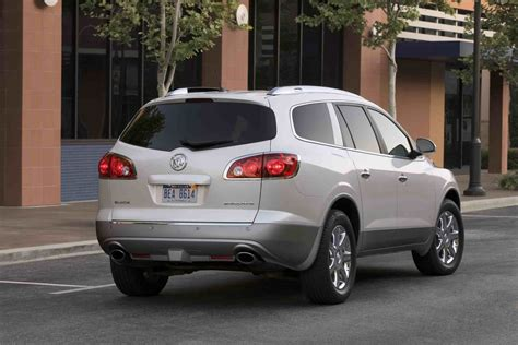 2012 buick enclave review cargurus