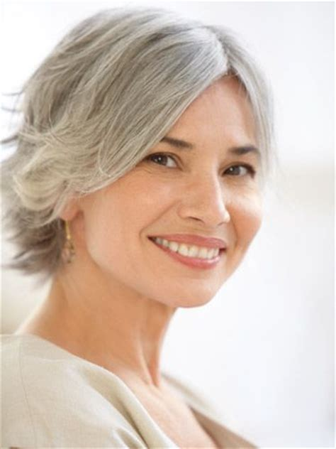 anti aging haircuts grey best anti aging and great haircuts on pinterest