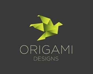 Designs Origami 2 - inspired logo designs fresh and inspired origami logo