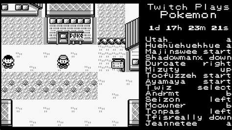 2014 A Twitch Odyssey Twitch Plays Pokemon Know Your Meme - how twitch is crowd sourcing an amazing pok 233 mon