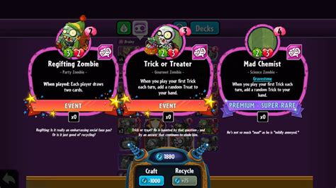 pvz hereos card template plants vs zombies heroes new feastivus version with