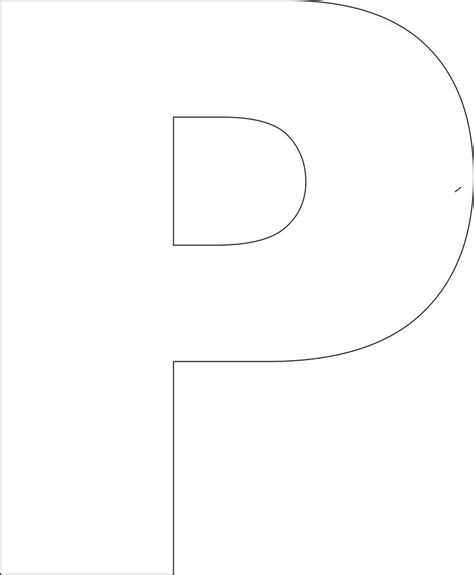 printable upper case alphabet template alphabet