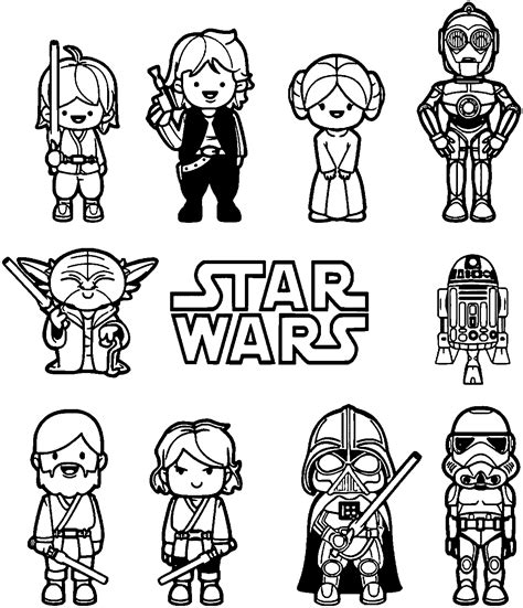 printable pictures star wars star wars coloring pages free printable star wars
